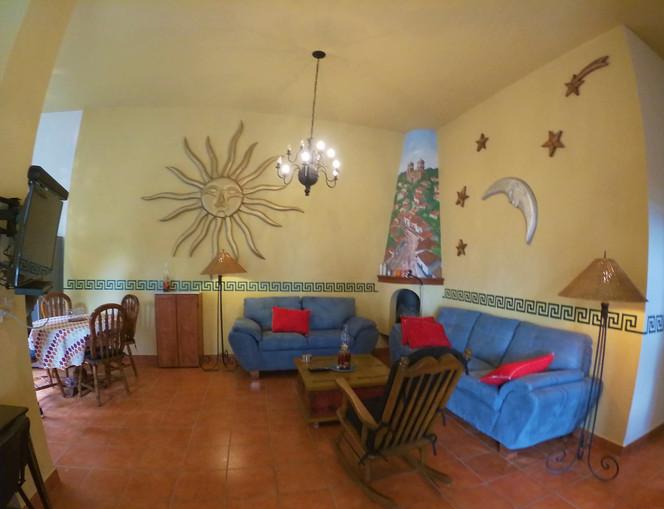 Casita- Living room