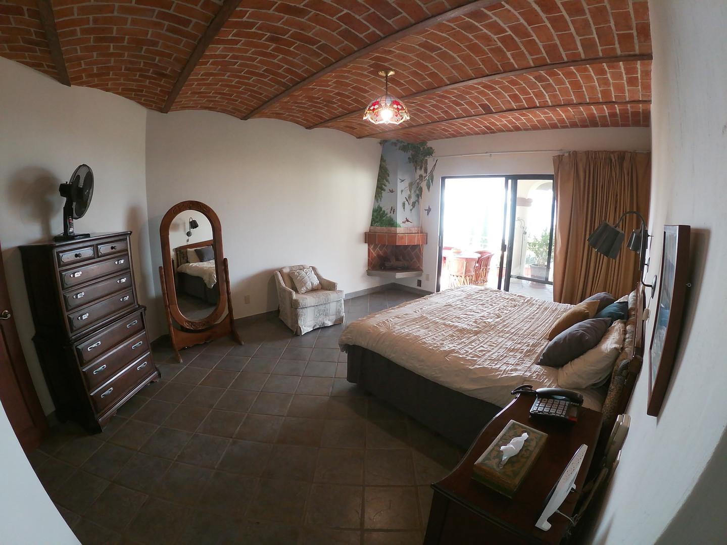 Main house- Master room