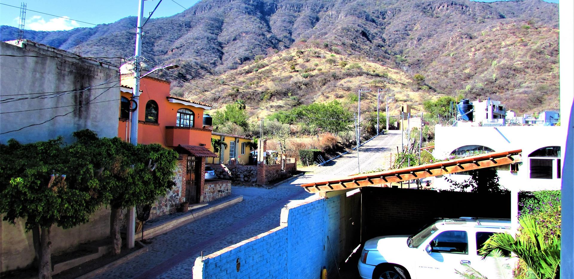 Cornejo's- Mountain views