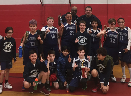 5th Grade Boys Travel Team Win Maywood Invitational Tournament