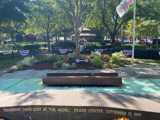 Rutherford Remembers September 11th