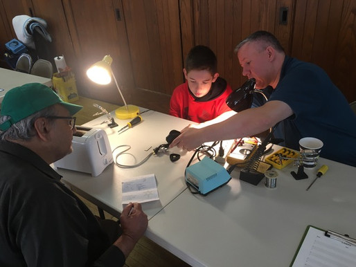 Rutherford Green Team to Host Repair Cafe