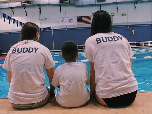 Rutherford Swim Association's Special Swim