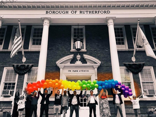 Rutherford Pride Alliance - Year in Review and Pride Flag Raising
