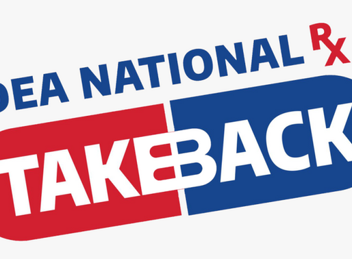 DEA National Rx Take Back Day