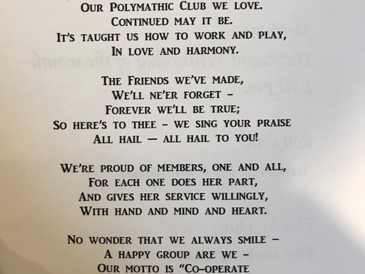 The Polymathic Club - Rutherford's 85 Year-Old Club You Probably Don't Know About