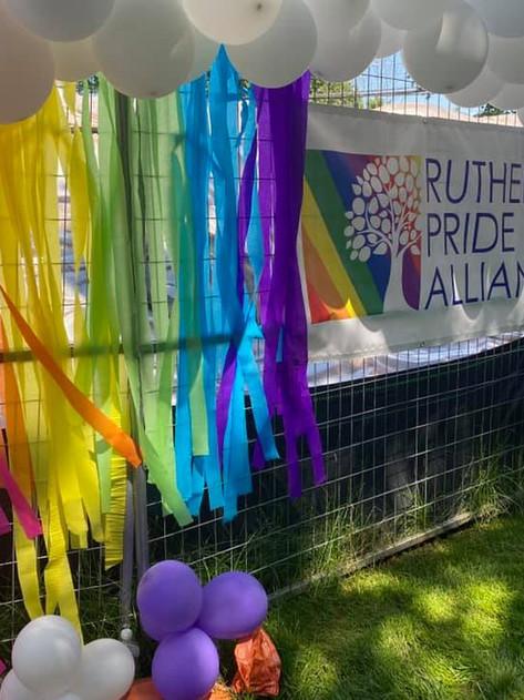 2021 Pride Flag Raising
