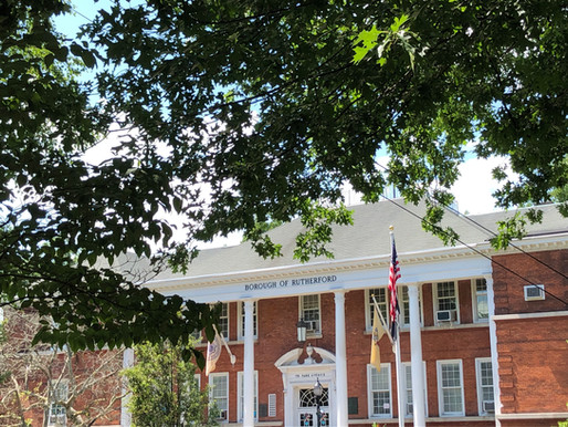 Information about Public Meetings at Borough Hall