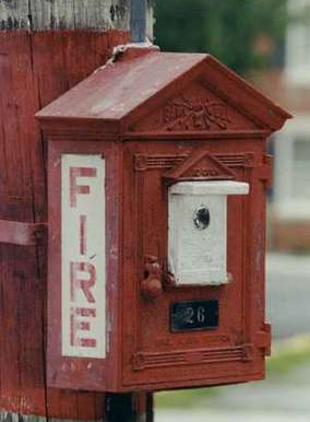 Fire Alarm Boxes in Rutherford