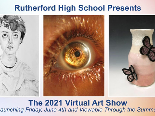 Union Middle and Rutherford High School Art Shows