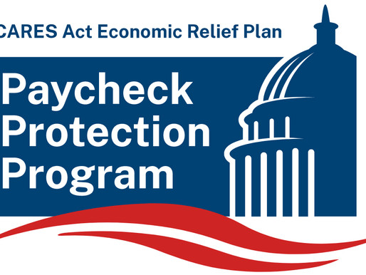 Paycheck Protection Program Re-Opens