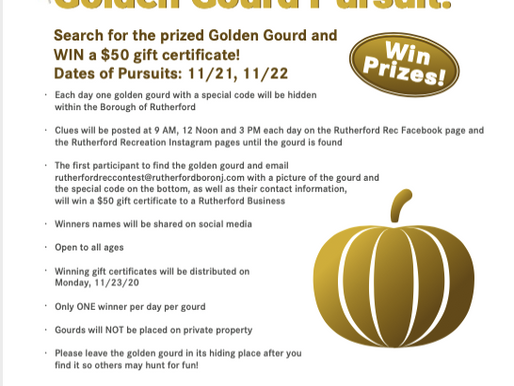 Golden Gourd Pursuit