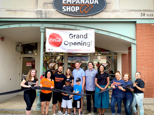 The Empanada Shop Opens in Rutherford