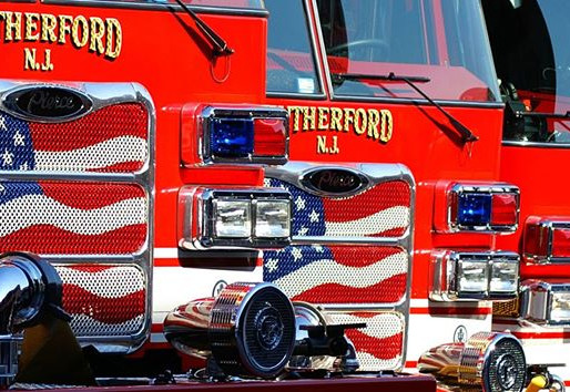 Rutherford Fire Department Receives CARE Act Grants