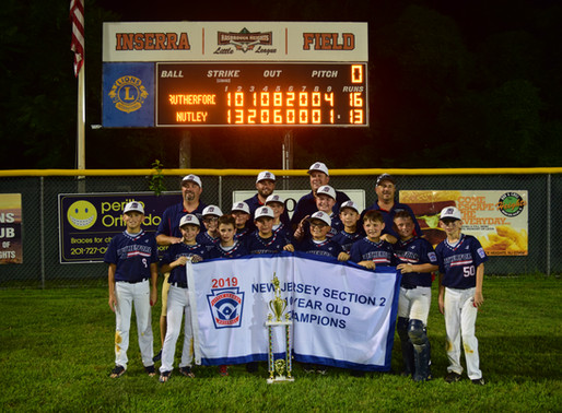 All-Star 10U Team's Stellar Season
