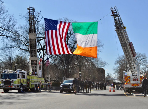 3rd Annual St. Patrick's Day Parade