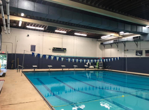 Event Recap:  Rutherford Swim Association