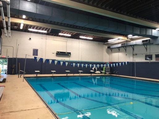 Event Recap:  Rutherford Swim Association