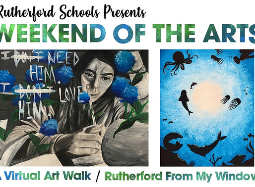 Rutherford Schools Virtual Art Show