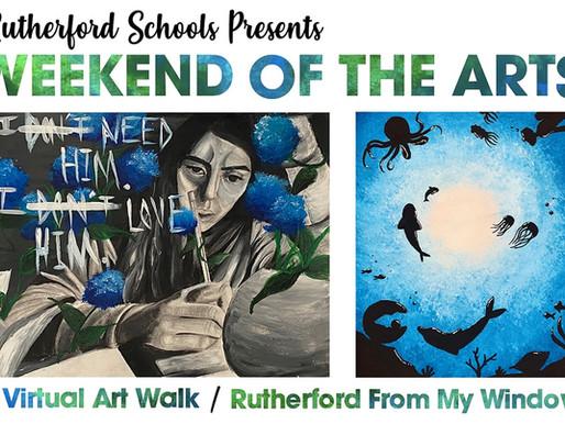 Rutherford Schools Virtual Art Show