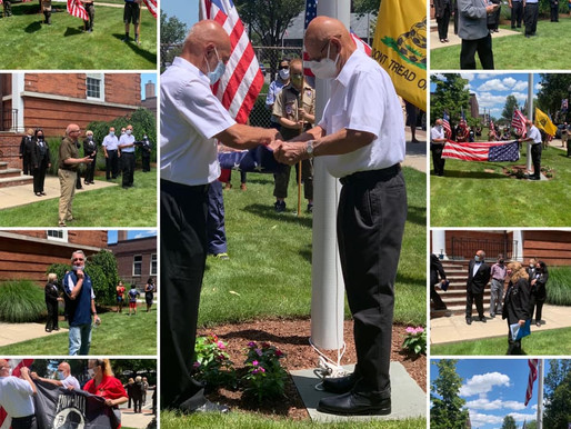 Flag Day in Rutherford