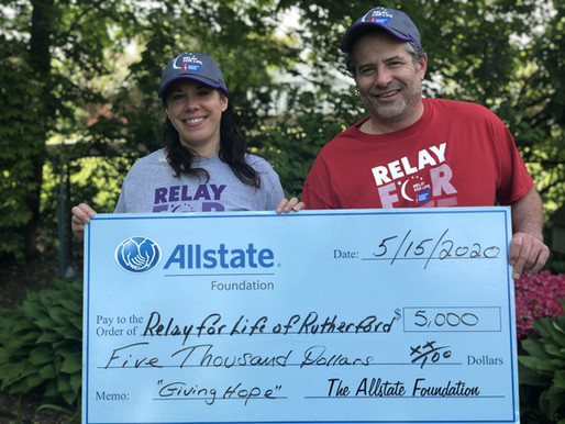 Rutherford's Allstate Agency Takes Care of Their Community
