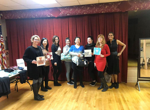 Junior Woman's Club of Rutherford Stays Active