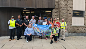 Rutherford Earns Gold Level in NJ Safe Routes to School