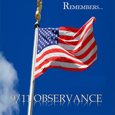 September 11, 2020 Observance