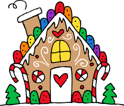 Rutherford Recreation Gingerbread House Contest