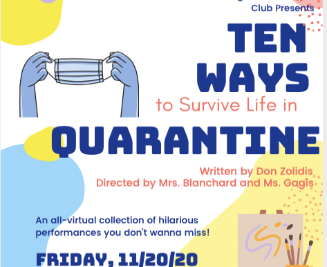 "RHS Presents ""Ten Ways to Survive Life in Quarantine"""