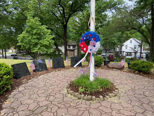 Memorial Day in Rutherford 2021