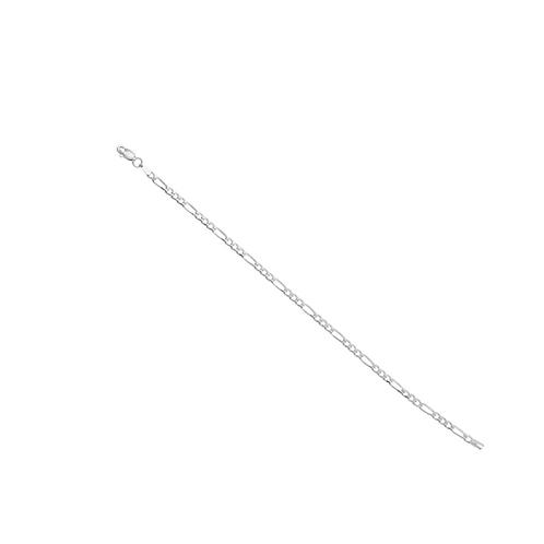 388b PULSERA 3X1 DELGADA 18CM PLATA 925MLS  2.30 Gr