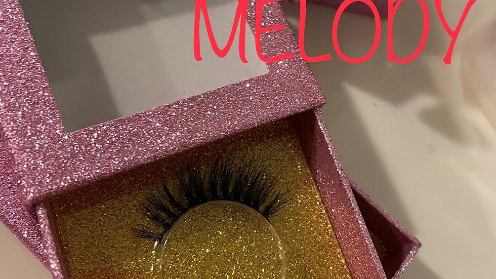 Melody lashes