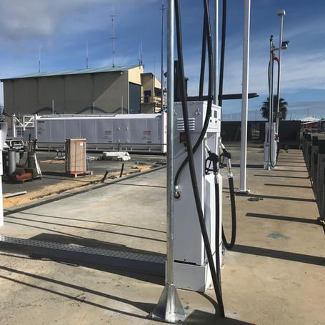 24 hour Marine Refuelling Facility