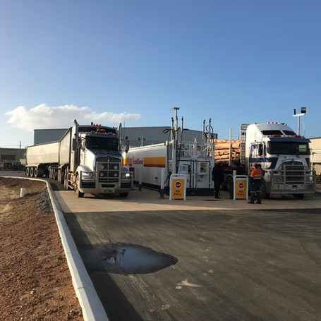 Shell Picton Truck Stop