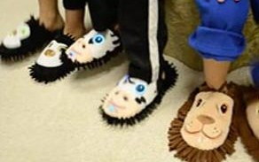 Smilerz Animated Slippers