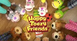 Happy Toezy's Slippers