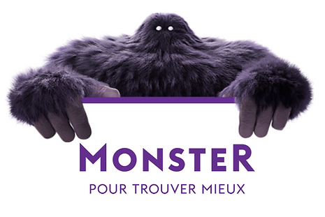Monster sourcing recrutement