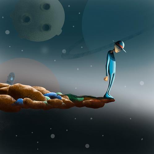 Når ensomheten tynger