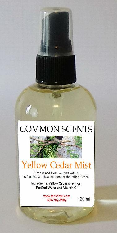 Yellow Cedar Mist