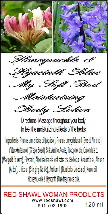 Honeysuckle & Hyacinth
