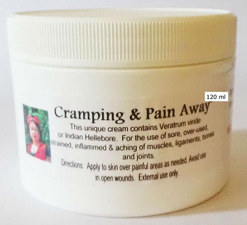 Cramping and Pain Away Cream 120 ml