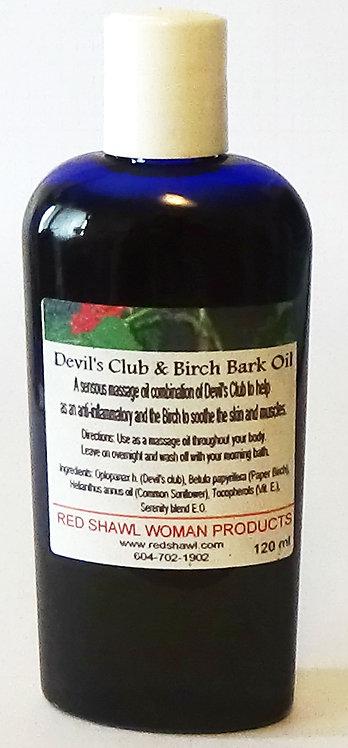 Devil's Club and Birch Bark 120 ml