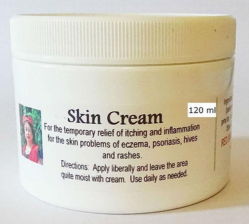 SKIN CREAM 120 ml