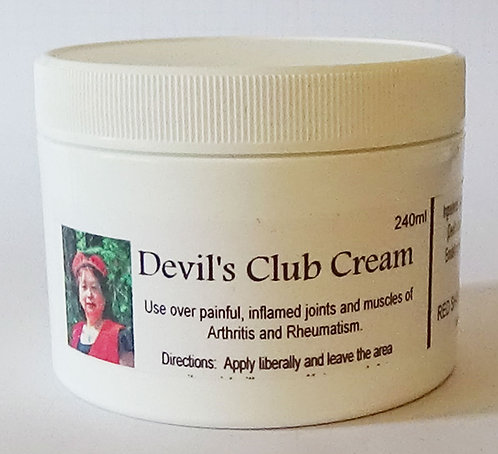 Devil's Club Cream 240 ml