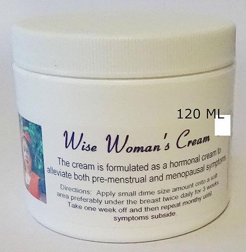 WISE WOMAN'S CREAM 120 ml