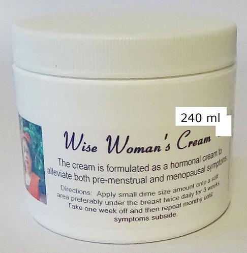 Wise Woman's Cream 240 ml