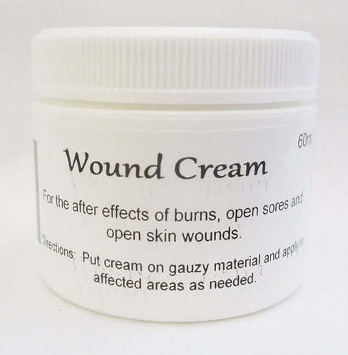 WOUND CREAM 120 ml