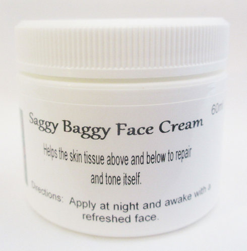 Saggy Baggy Face Cream 120 ml